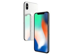 iPhone X silver 64 gb