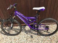 Girls Muddyfox Bike