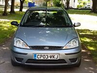 FORD FOCUS...NEW MOT..LOW MILEAGE