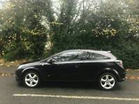 VAUXHALL ASTRA 1.9 CDTI TURBO DIESEL SRI 150 2008 COUPE