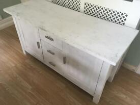 Painted sideboard project needs work FREE