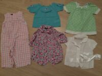 Bundle of girl's clothes, 18-24 months
