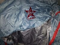 New Tent - 2 Man - Ideal for festivals / Fishing Trips