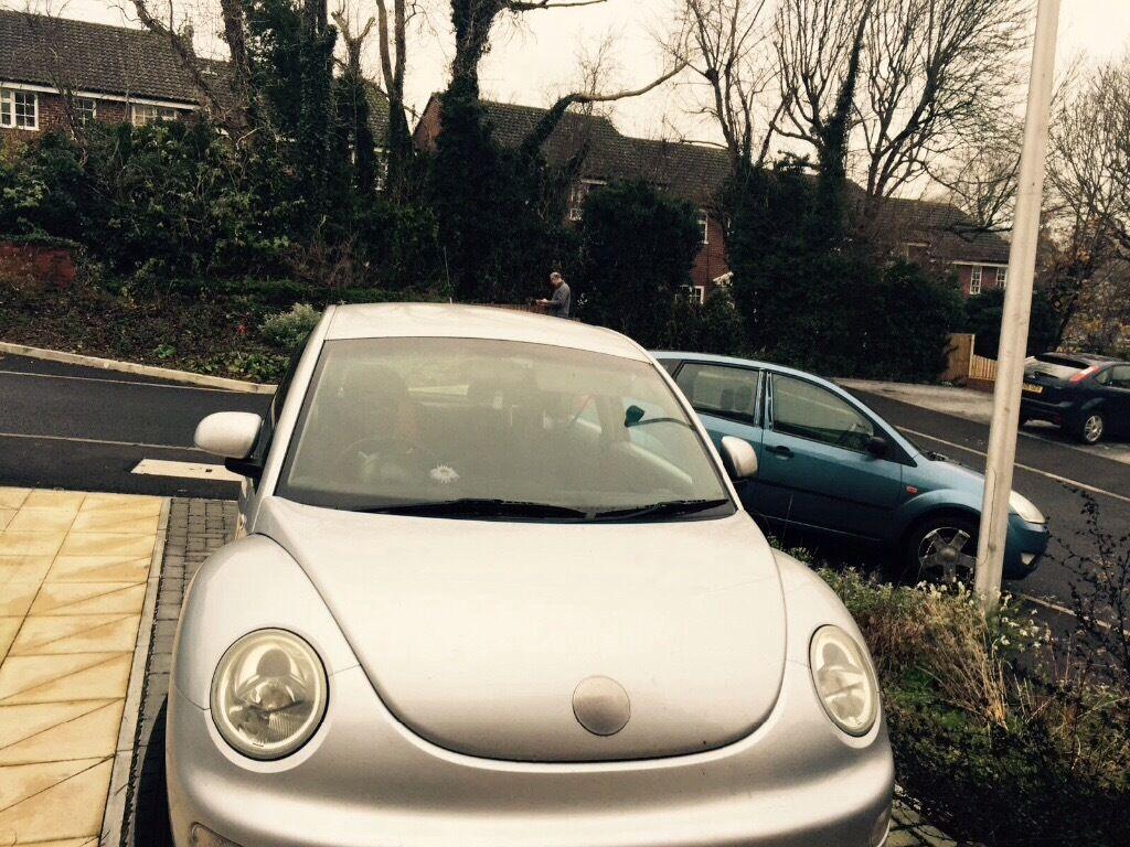 Volkswagen Beetle - MOT FAILURE