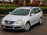 2008 VW Golf MK5 Estate 1.9 TDI DPF SE 5dr