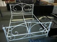 Slightly used king size bed frame