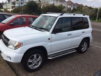 **Mitsubishi/ New 12 month MOT! Low mileage**