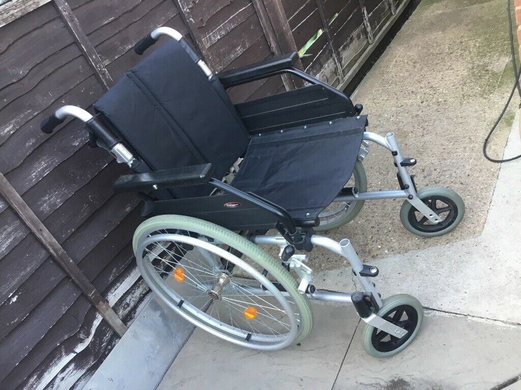 Enigma Drive self propelled lightweight folding wheelchair ...