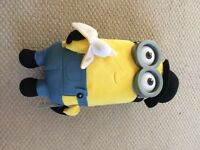 soft Minion toy (used)