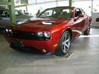 2014 DODGE CHALLENGER  R/T LEATHER