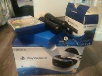PlayStation Vr Mega Bundle