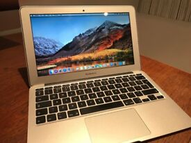 Apple MacBook Air 2015 - 1.6GHz Core i5, 4GB. Excellent Condition