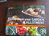 Food from you garden and allotment.
