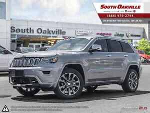 2017 Jeep Grand Cherokee Overland | DUAL SUNROOF | JEEP ACTIVE S
