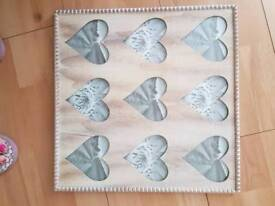 Heart Picture Frame -New
