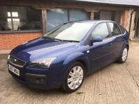 "2007/57"" Ford Focus 5 Door hatchback 1.6 petrol great family car px available"