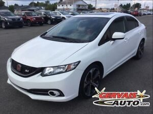 Honda Civic Sedan Si Navigation Toit Ouvrant MAG 2015