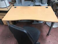 1400Mm Mid Curve Table