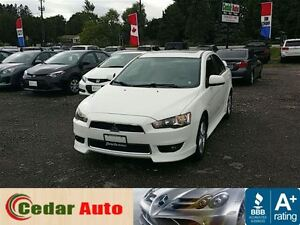 2013 Mitsubishi Lancer SE - FREE WINTER TIRE PACKAGE