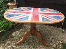 Dining/occasional table