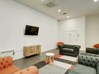 STUDENT ROOM TO RENT IN SHEFFIELD - EN-SUITE WITH DOUBLE BED, EN-SUITE SHOWER ROOM, SHARED KITCHEN