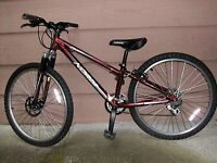 Boys Norko Pinical Bike , hardly used.
