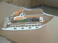 Sylvanians Family River Boat