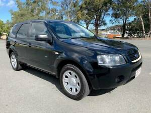 2007 Ford Territory TX Automatic 7 Seater  12 MONTHS WARRANTY Underwood Logan Area Preview