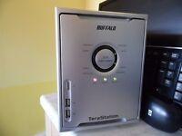 Buffalo HD-HTGL/R5 TERASTATION network storage share your flieS the easy way