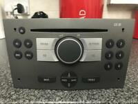 VAUXHALL CD 30 CD PLAYER IN GOOD WORKING CONDITION