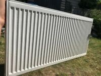 Single Radiator - White