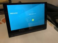 "LENOVO YOGA TAB 3 10"" YT3-X50F BLACK WIFI 16GB Tablet"