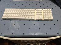 Apple Wireless Keyboard and wireless mouse