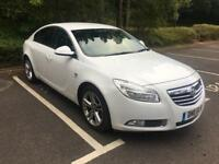 Vauxhall Insignia CDTI SRI only 75,000 miles 2011 plate