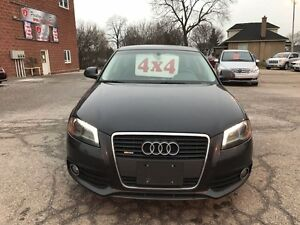 2009 Audi A3 2.0T QUATTRO - ONE OWNER - NO ACCIDENT - WARRANTY