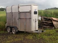 Hunter 505 Horse Trailer for Sale