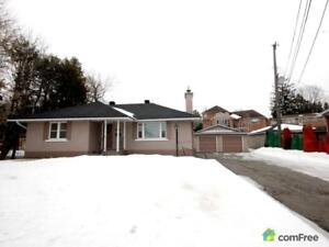 $529,000 - Bungalow for sale in Ottawa