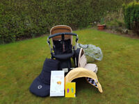 Bugaboo Bee and accessories (2012)