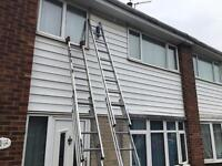 Window cleaning round for sale
