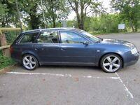 Audi A6 2004 diesel estate