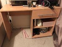 Dressing table/office desk