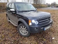 Lhd Land Rover discovery 2005