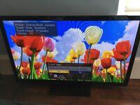 """Panasonic TX-P50X60B 50"""" 720p plasma TV with Freeview"""