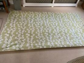 CHAIN MECHANISM BLIND IN CATKIN FABRIC