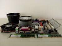 Intel P4 Motherboard Bundle
