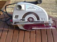 Hilka Electric Circular Saw