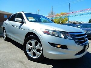 2010 Honda Accord Crosstour 4WD EX-L | LEATHER.ROOF | NO ACCIDEN