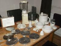 Orginal Kenwood Food mixer/processor