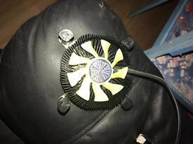 akasa-ak-cc7118hp01-k25 low profile cpu Cooler