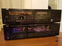 JVC Amazing Computer Controlled Receiver / Amplifier DYNAMIC SUPER-A made in Japan
